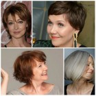 Medium short hairstyles 2017