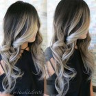 New hair color trends 2017