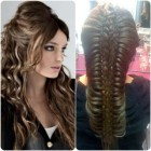 New hairstyle for long hair 2017