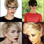 Pixie haircut for 2017