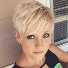 Short cropped hairstyles 2017