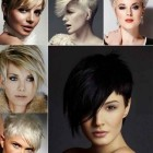 Short haircuts for fall 2017