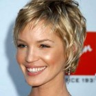 Short hairstyles for thin hair 2017
