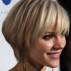Short layered bobs 2017