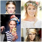 The latest hairstyles 2017