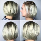 Hairstyles bobs 2019