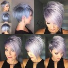 Hairstyles for short hair women 2019