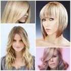 Most popular hairstyles for 2019