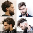 New mens hairstyles 2019