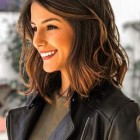 Shoulder length hairstyles 2019