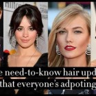 Spring 2019 hairstyles