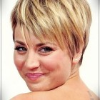 2020 short hairstyles for round faces