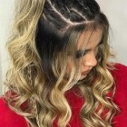 Hairstyles for prom 2020