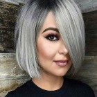 Short bobbed hairstyles 2020