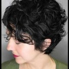 Short curly hairstyles for women 2020
