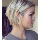 Short hairstyles of 2020