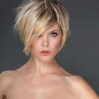 Short hairstyles trends 2020