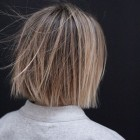 Short to medium hairstyles for 2020