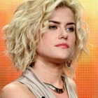 Very short curly hairstyles 2020