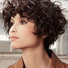 2021 short curly hairstyles