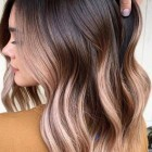 Color hairstyle 2021