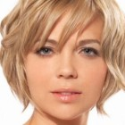 Cute short curly hairstyles 2021