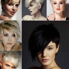 Fashionable short hairstyles for women 2021