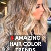 Hair colour trend 2021