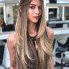 Hairstyle for long hair 2021