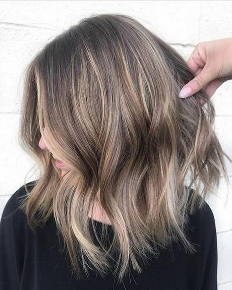 Hairstyles and color 2021