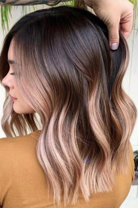 Hairstyles color 2021