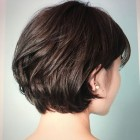 New short hairstyle 2021