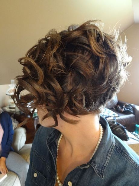 Short curly bobs 2021