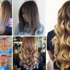 2019 fall hairstyles for long hair