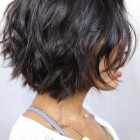 Black hair short cuts 2019