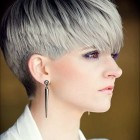 Black short haircuts for women 2019
