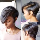 Cute short hairstyles for black females 2019