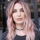 Hair colors for spring 2019