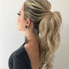 Hairstyles homecoming 2019