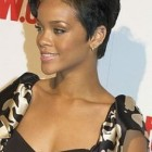 Rihanna short hairstyles 2019