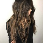Trending hairstyles for long hair 2019