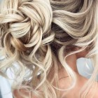 Updo hairstyles for prom 2019
