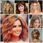 Best medium length haircuts 2016