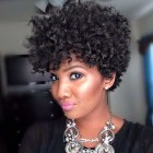Black short hairstyles for 2016