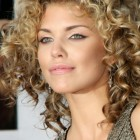 Curly hairstyle 2016
