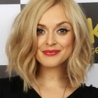 Medium length layered hairstyles 2016