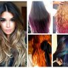 New hair color trends 2016