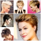 Short hairstyles for spring 2016