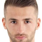 Hairstyle for mens short hair