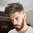 Most popular mens haircuts